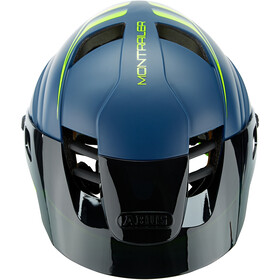 ABUS Montrailer Kask MTB, midnight blue
